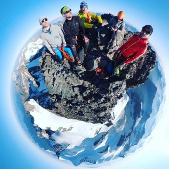 Coaching alpinismo