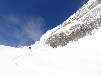 Freeride nella regione del Monte Bianco
